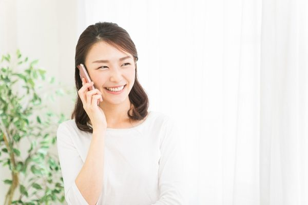 電話・メール・LINE公式アカウントから、ご来店のご希望をご連絡ください。